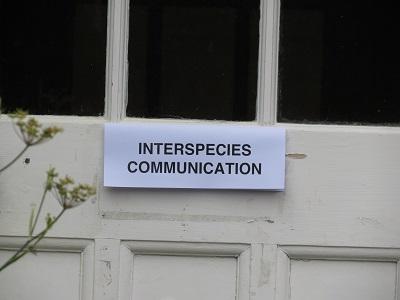 Interspecies communication 2