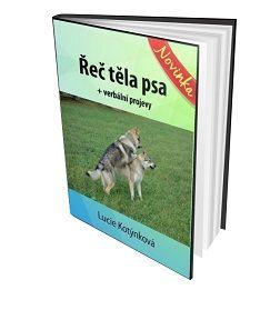 ebook Řeč těla psa + verbální projevy je HOTOV!